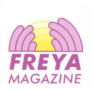 Freya Magazine logo